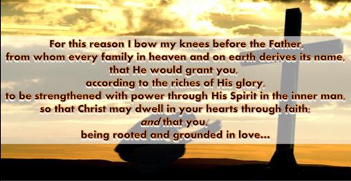 191105 - Ephesians 3 14 17